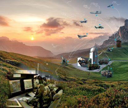 Thales supraveghează și protejează spațiului aerian elvețian