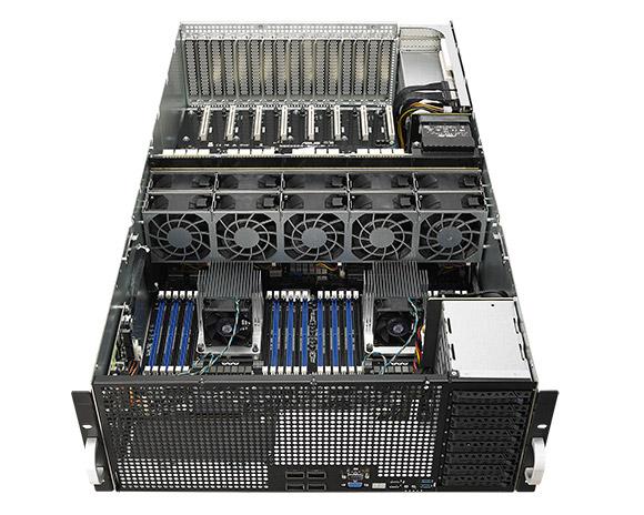 ASUS a stabilit 246 de recorduri mondiale pentru cele mai rapide servere 1P și 2P