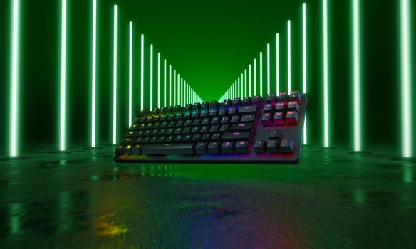 Razer lansează tastatura Huntsman Tournament Edition