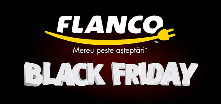 Flanco lansează mâine Black Friday cu numărul 10