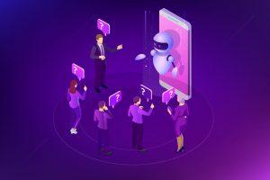 Asistenţi virtuali inteligenţi în WhatsApp