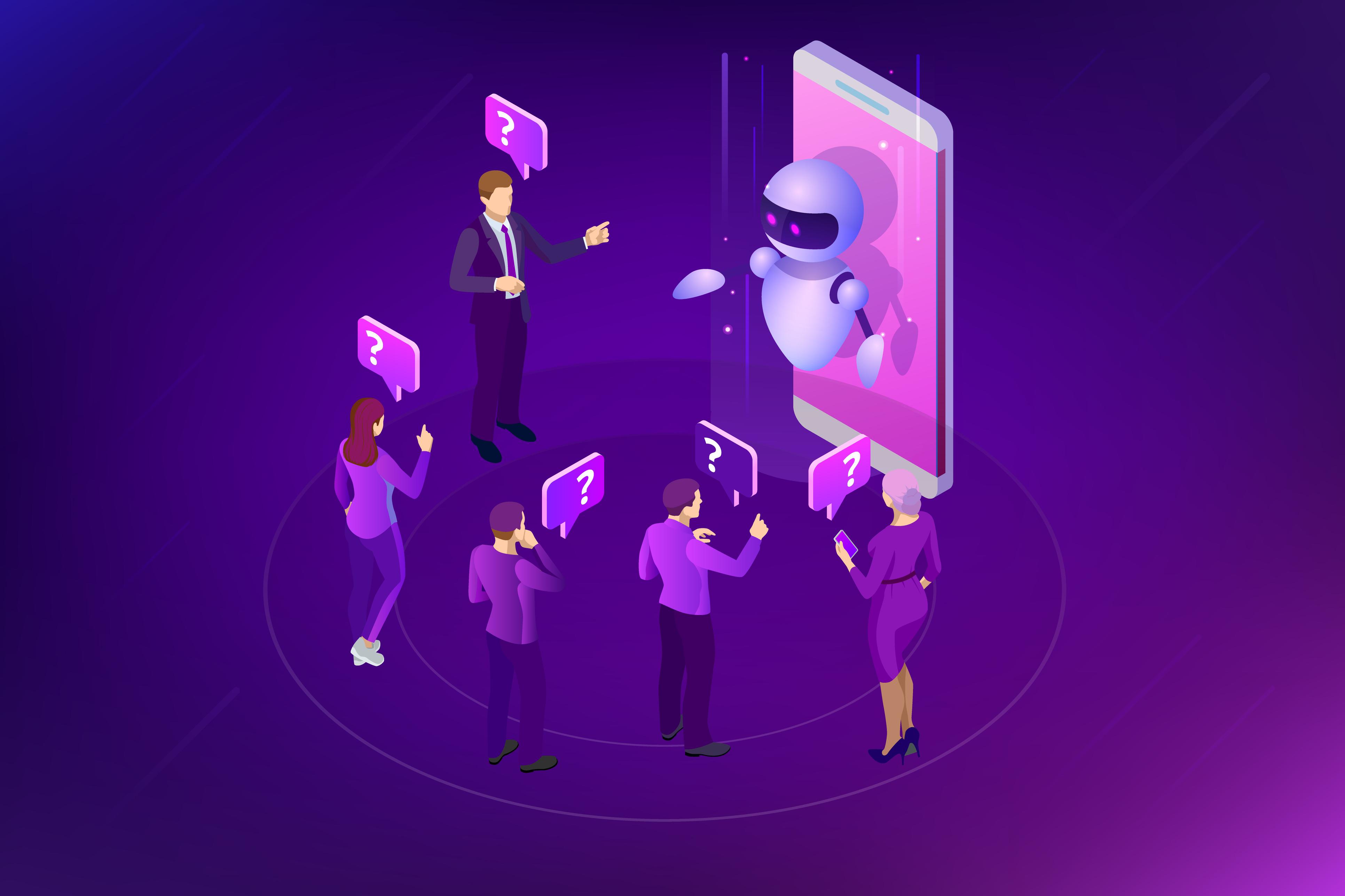 Chatboţii simplifică procesul de recrutare