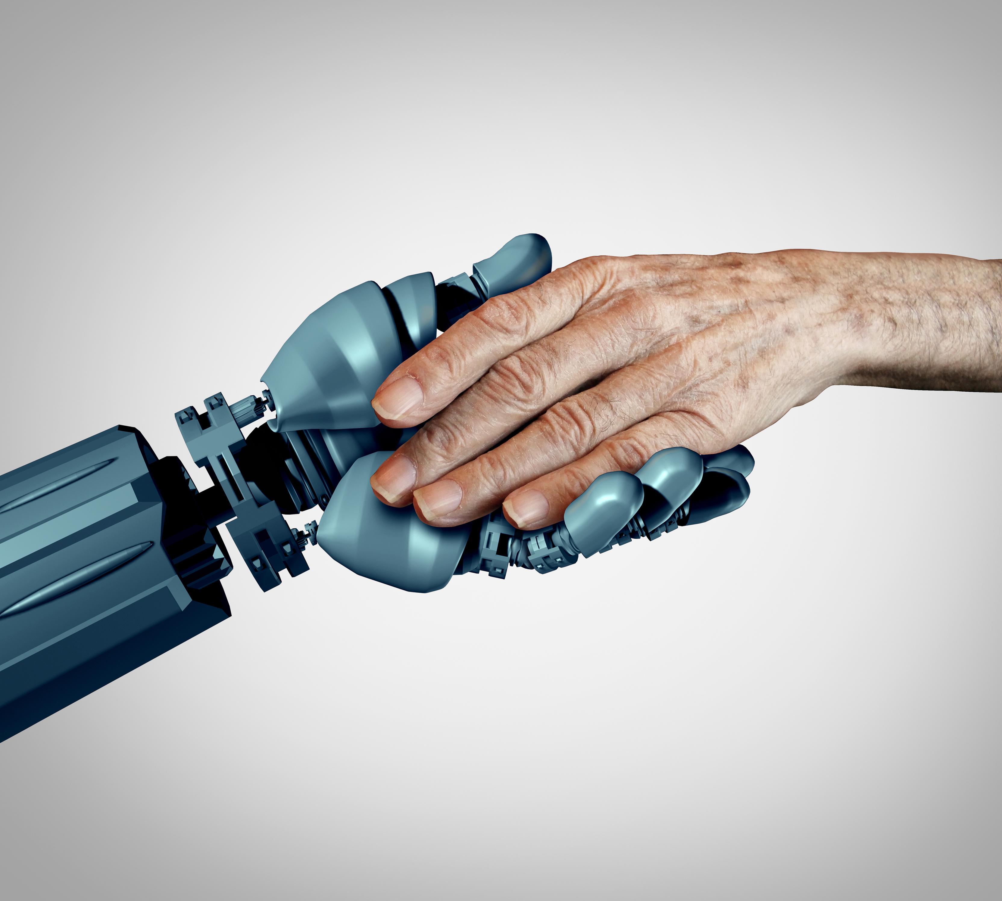 Autoritățile suedeze introduc roboți pentru a ajuta asistenții sociali