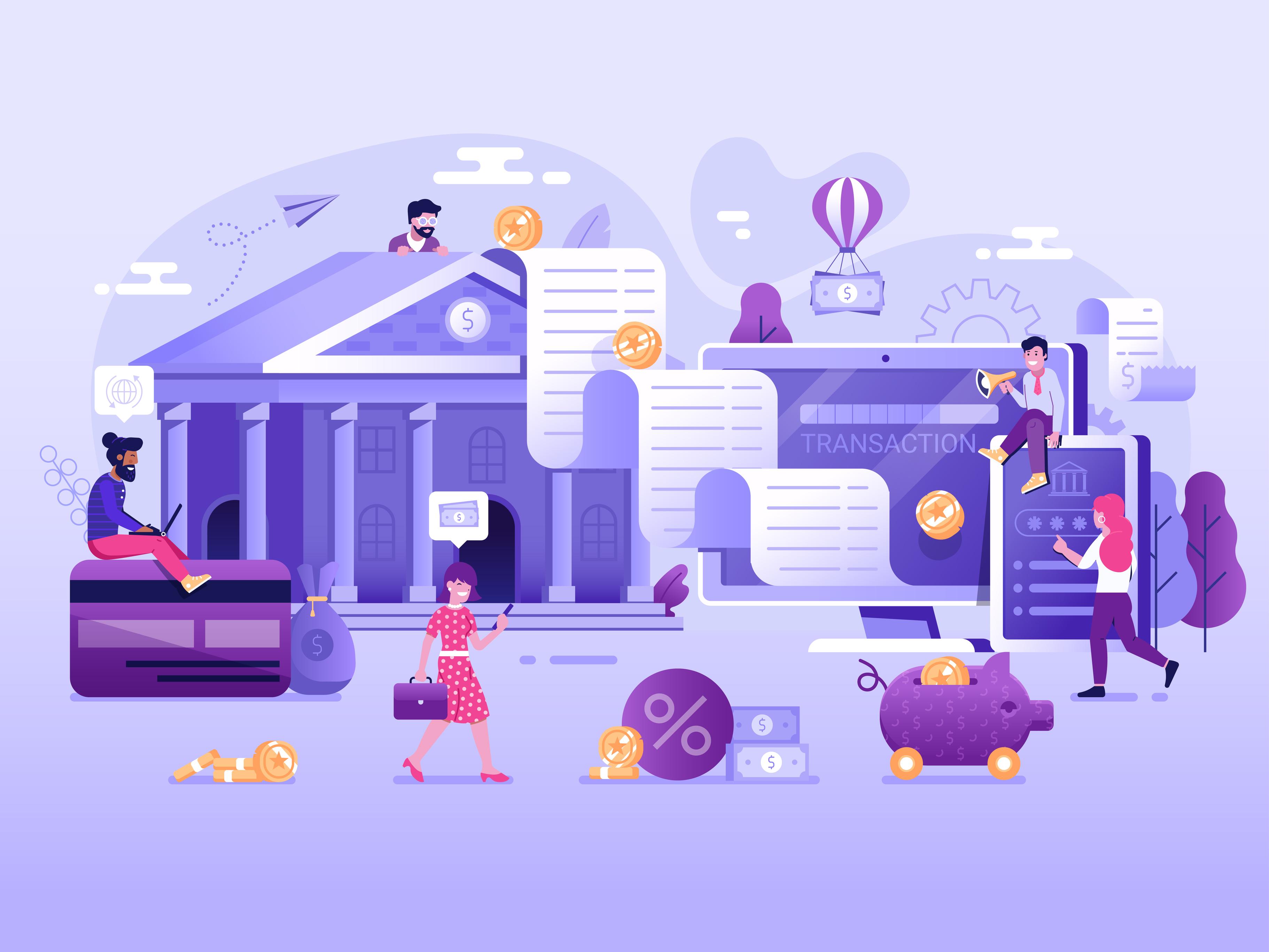 Care este viitorul apropiat al băncilor digitale?
