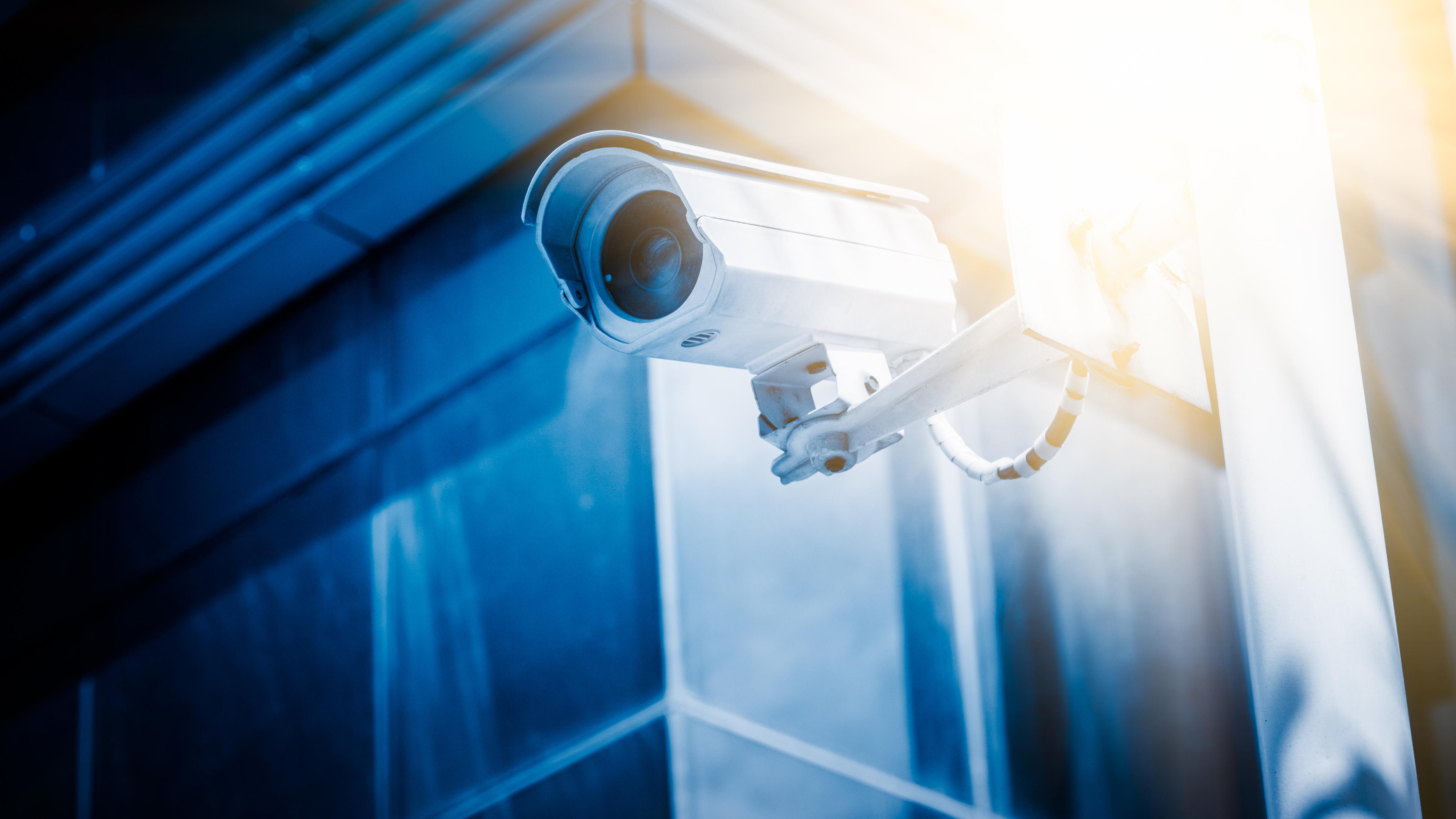Securitate în reţelele IP de supraveghere