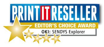 SENDYS Explorer câştigă un premiu prestigios