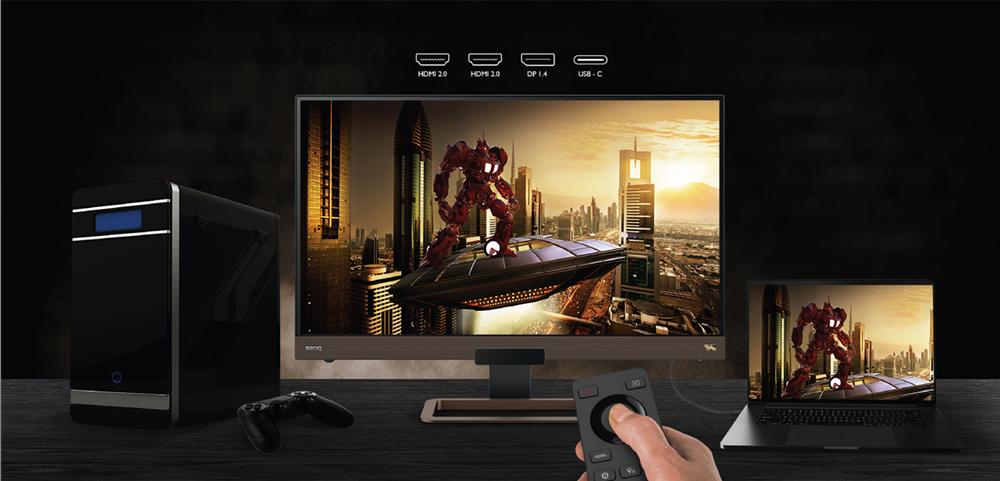 BenQ EX2780Q, un monitor de gaming – Full gear