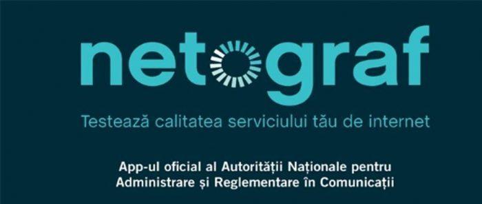Netograf, disponibil acum și în aplicații pentru Desktop, Android și iOS