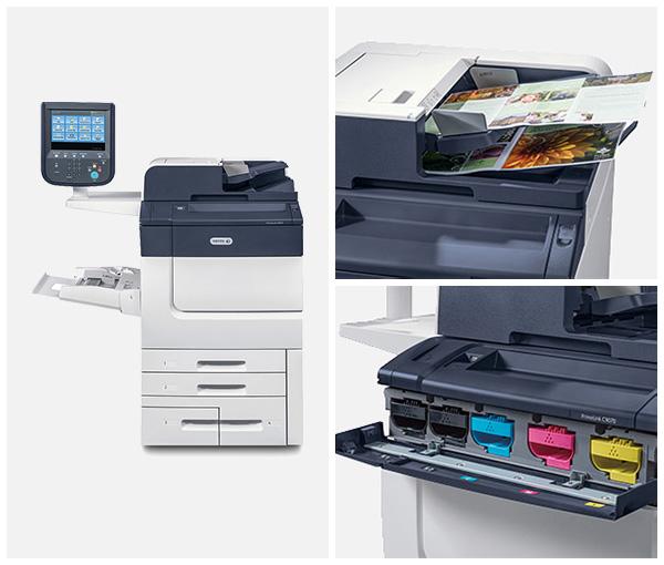Noi echipamente de imprimare de la Xerox