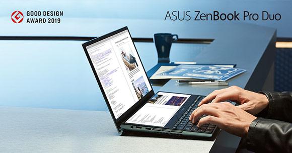 Laptopul ZenBook Duo UX481 a intrat pe piața românească