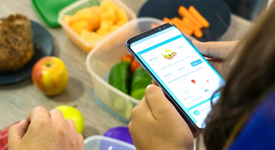 #InvestEU: prima aplicație mobilă în lupta cu obezitatea infantilă