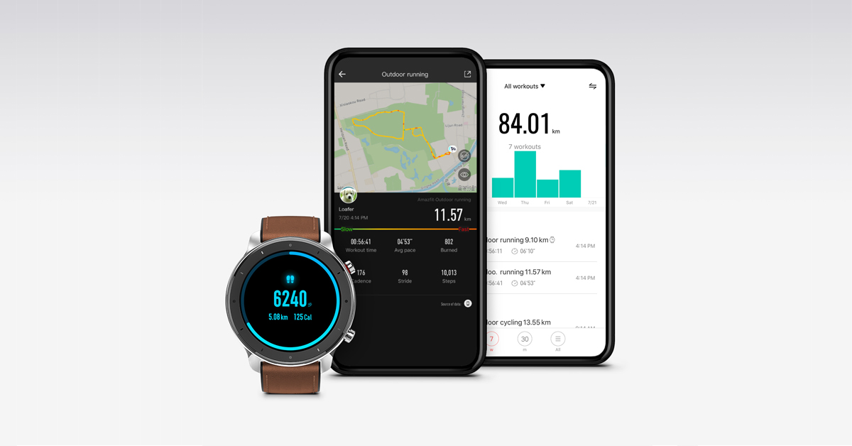 ELKO Romania distribuie dispozitivelor inteligente Amazfit