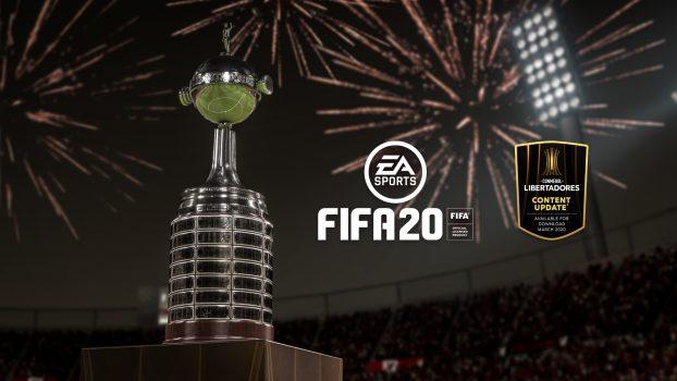 Competiția CONMEBOL Libertadores în FIFA 20