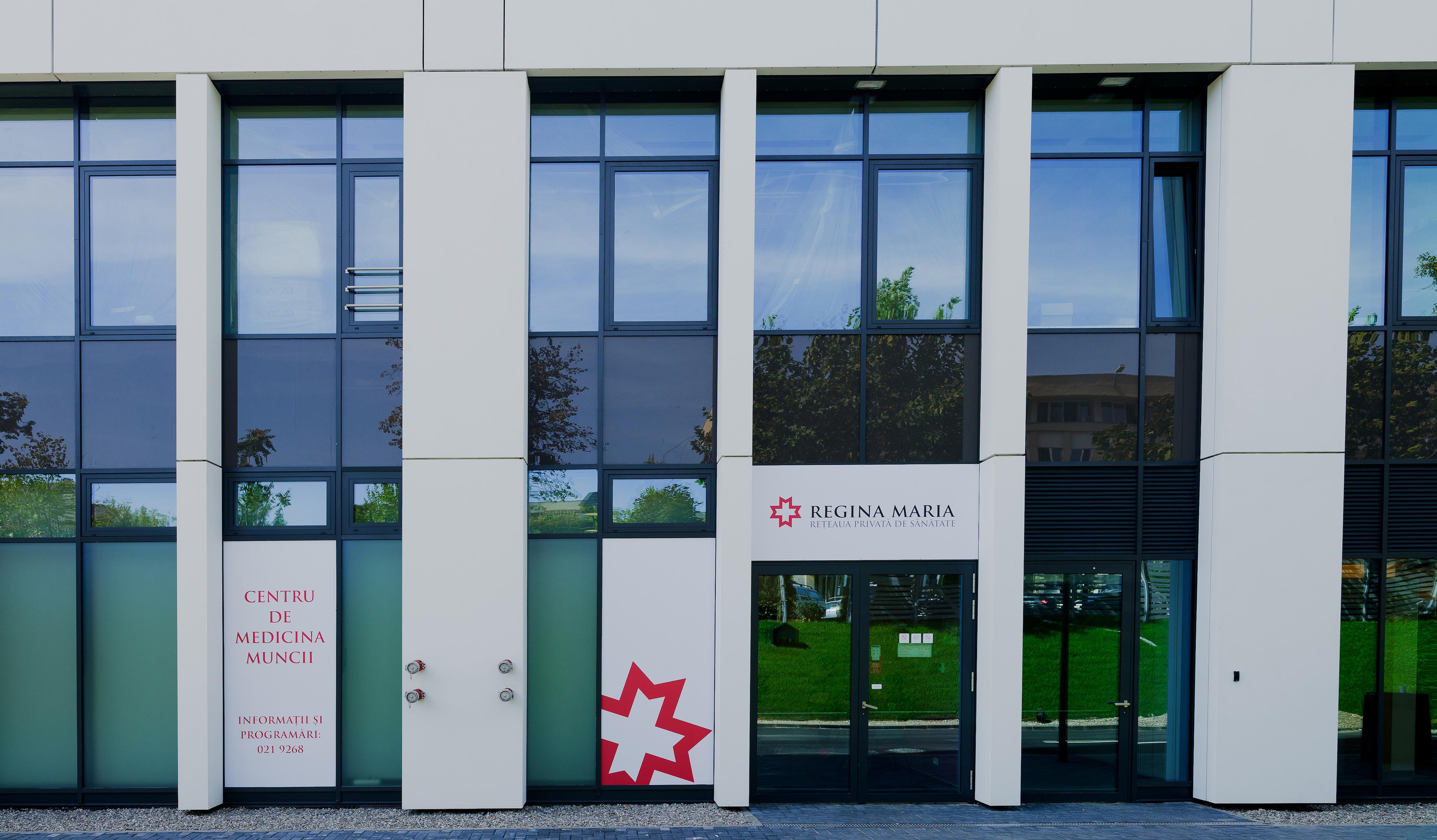 Platforma EcoStruxure Building aduce economii de energie într-un nou sediu REGINA MARIA