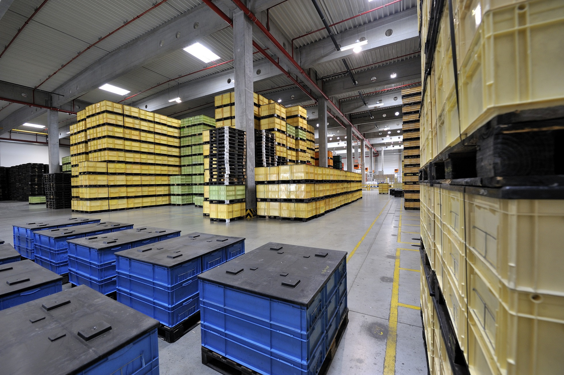 GEFCO ales de către Airbus să administreze ambalajele reutilizabile pentru un lanț de distribuție sustenabil