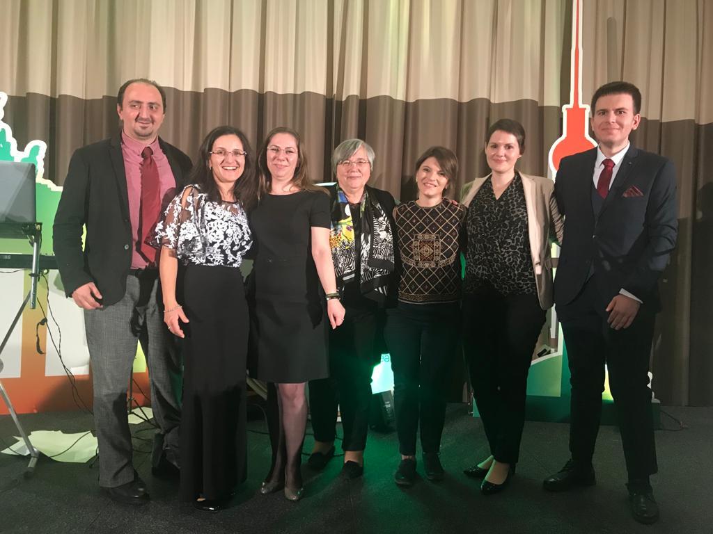 România a primit 3 premii pentru educație la Berlin