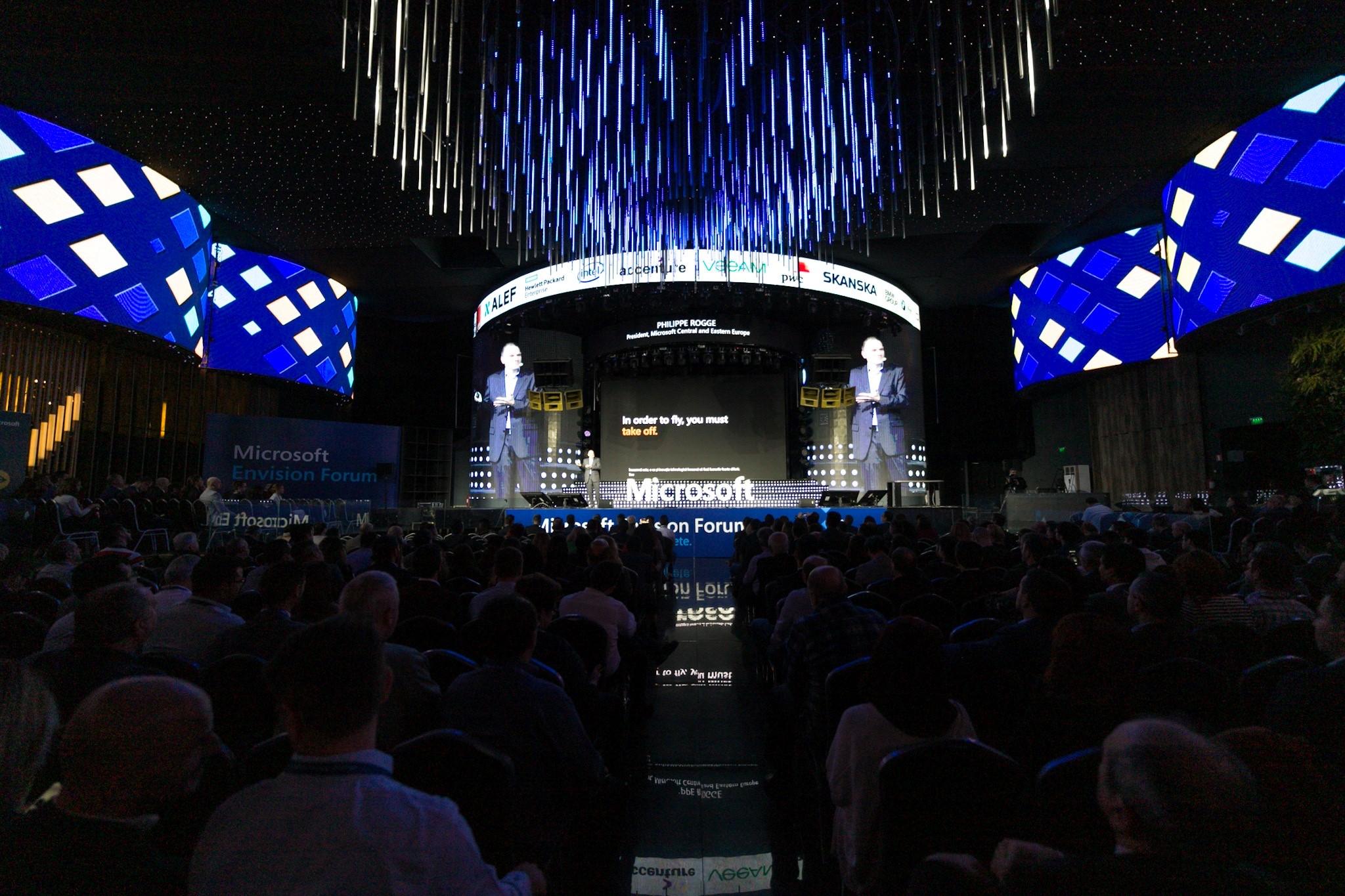 Microsoft Envision Forum 1