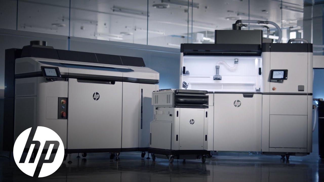 HP mizează pe calea tiparului 3D