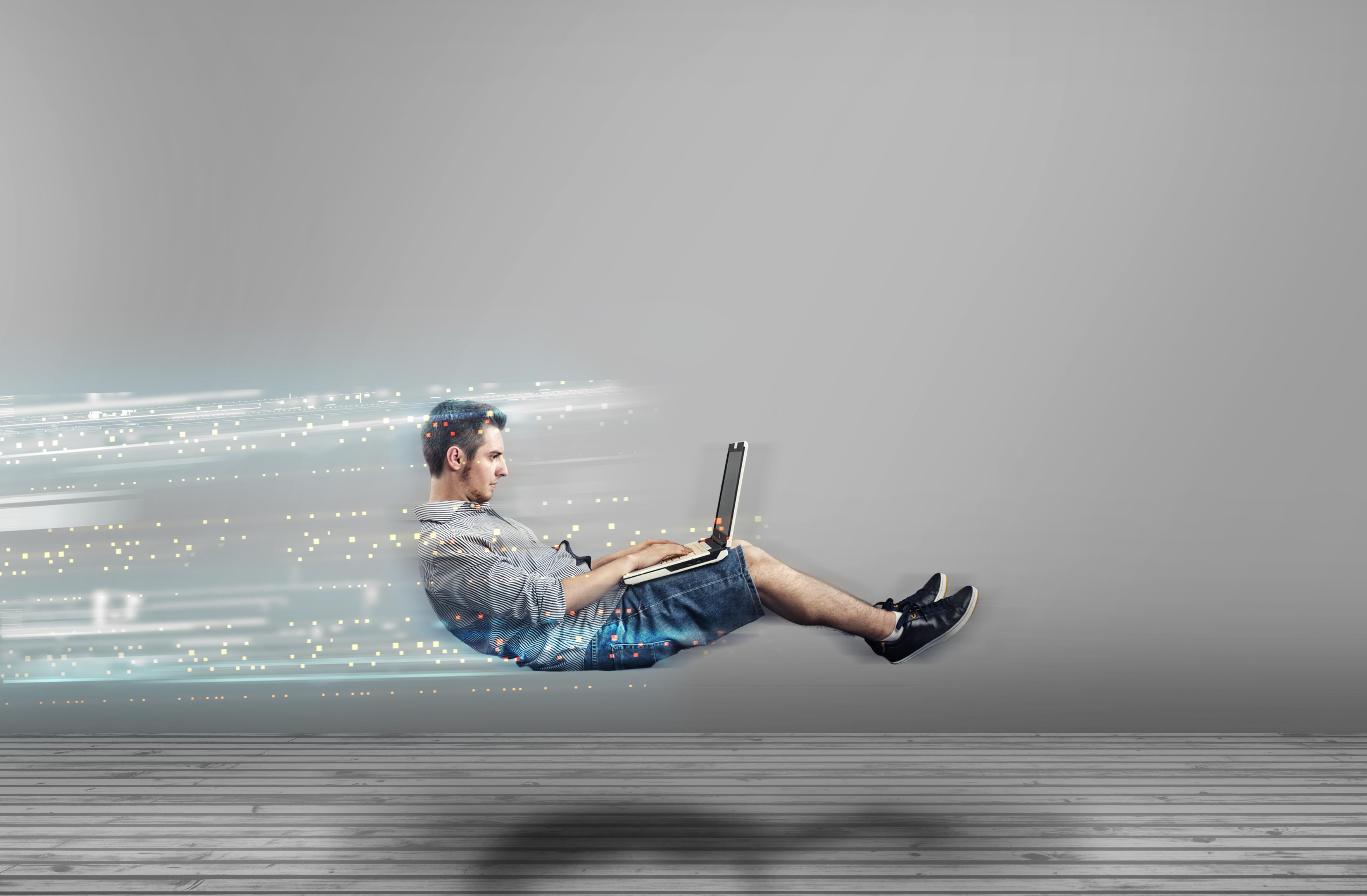 Transformarea vieţilor prin Internet