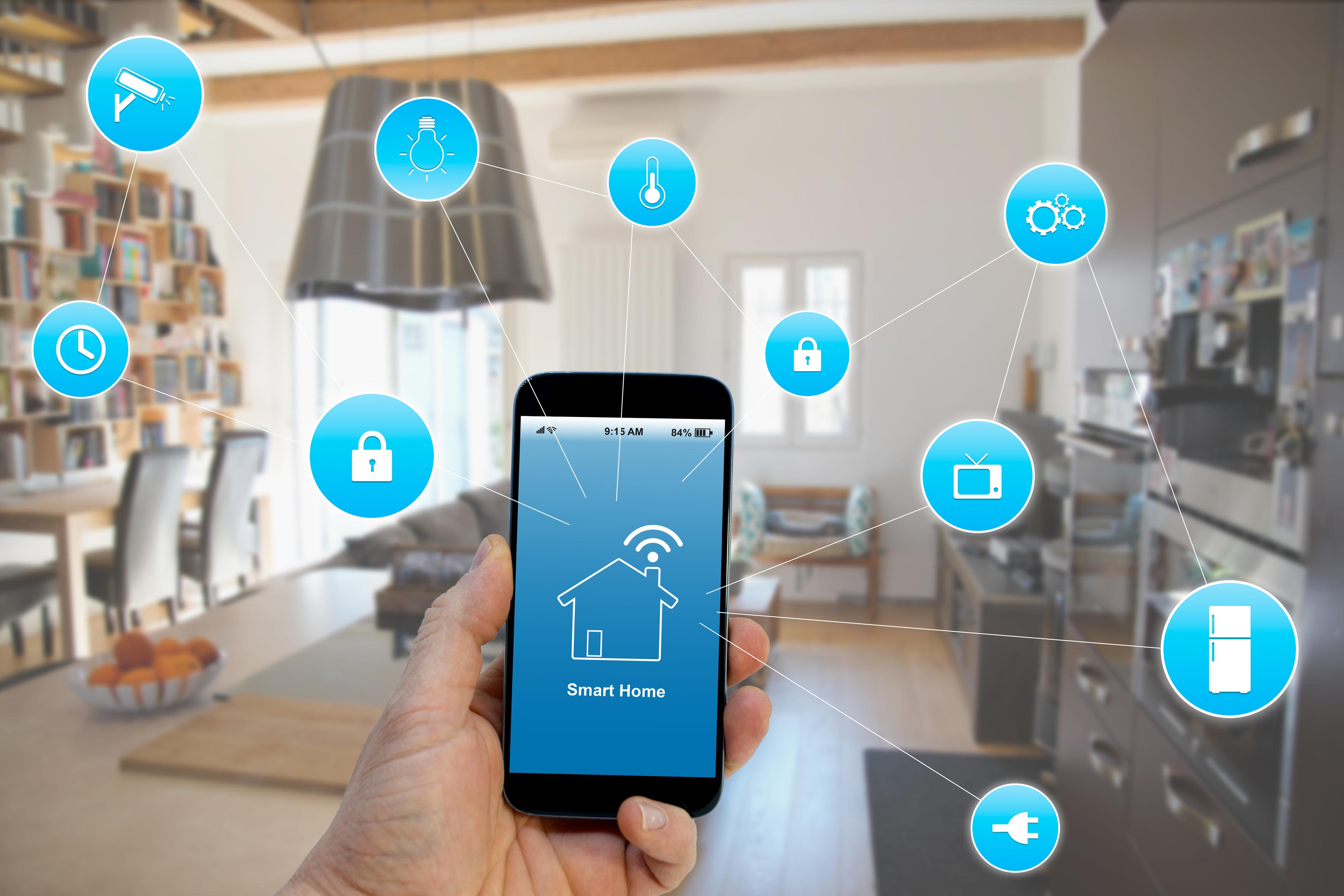 IoT Home nu se află încă la nivelul adopției masive