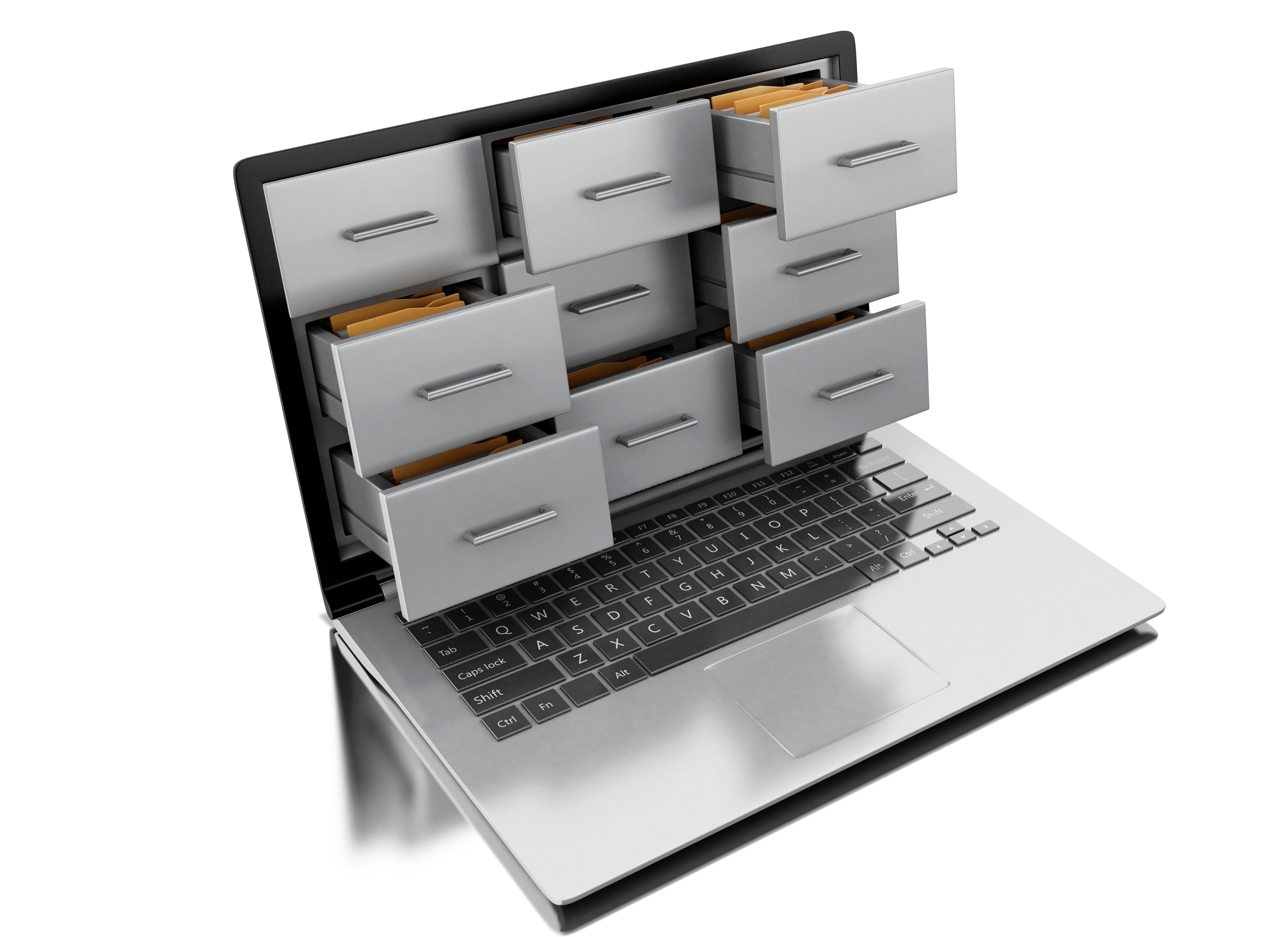Arhivarea email-urilor și diferența procedurii față de backup