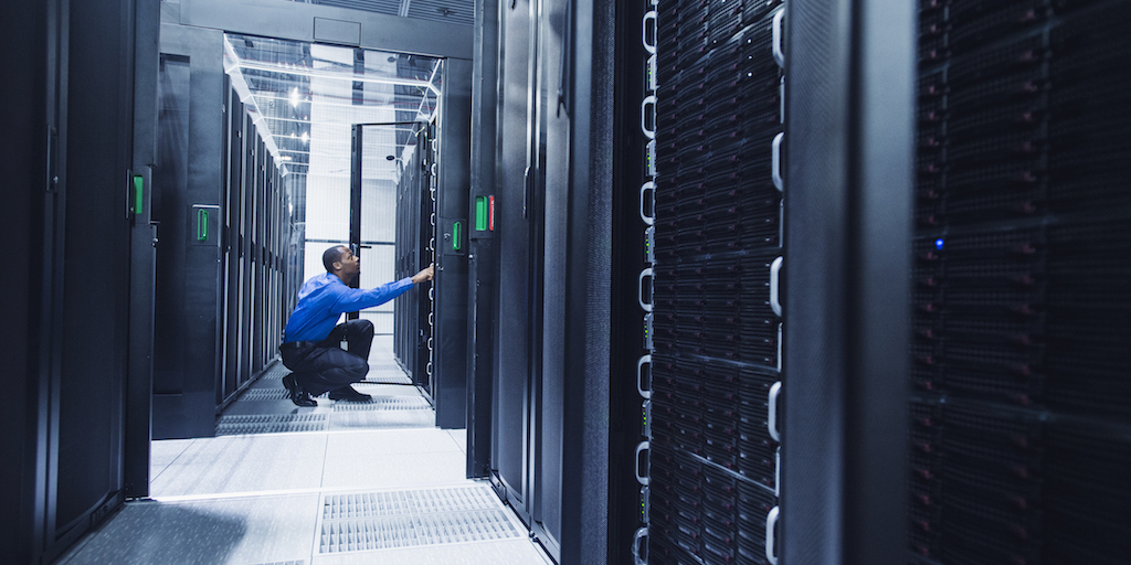 Rezolvarea dicotomiei centrului de date