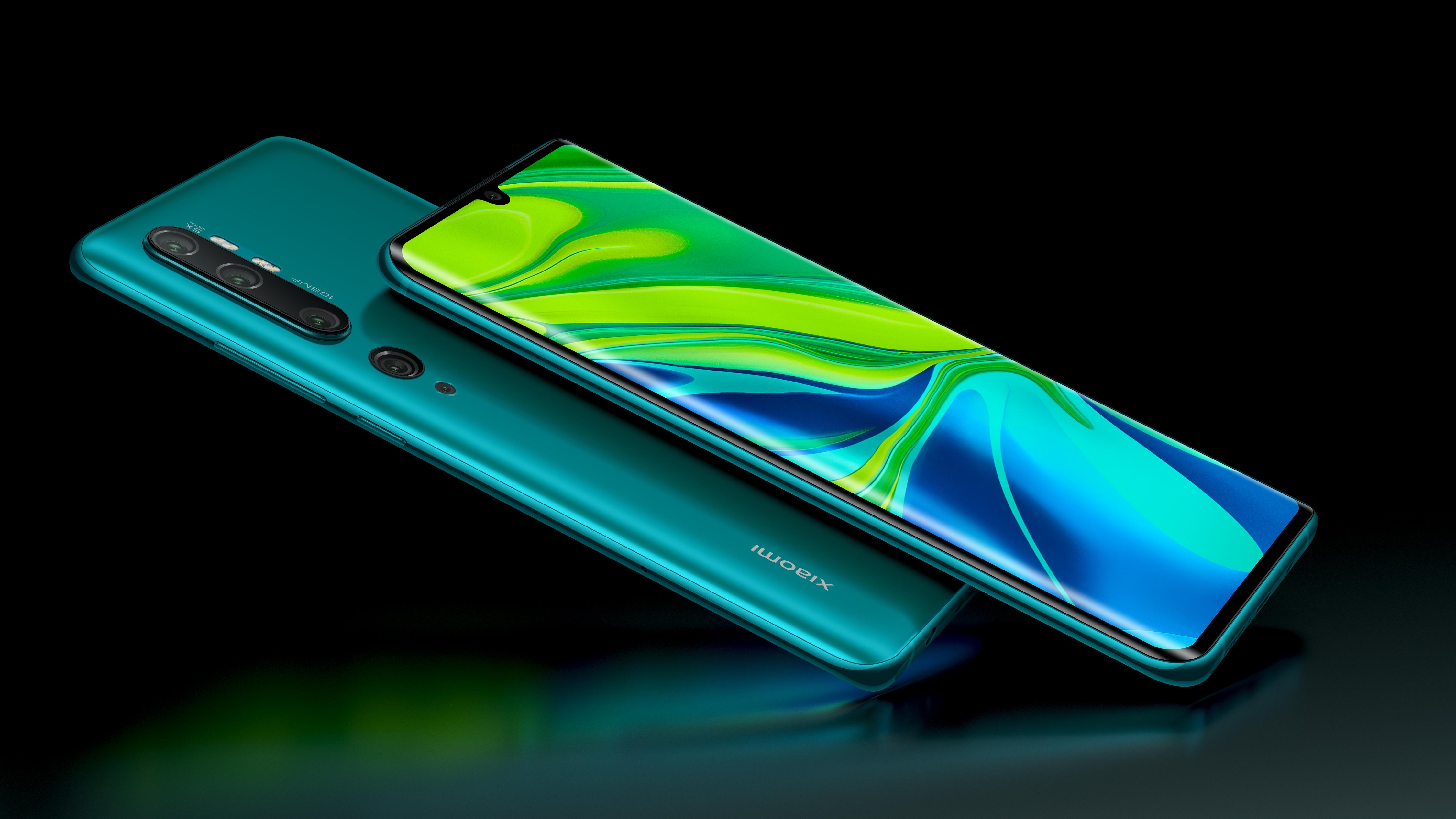 Xiaomi Mi Note 10, primul telefon penta camera de 108MP, este disponibil în România