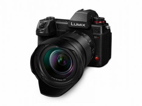 Actualizare de firmware pentru Panasonic Lumix S1H