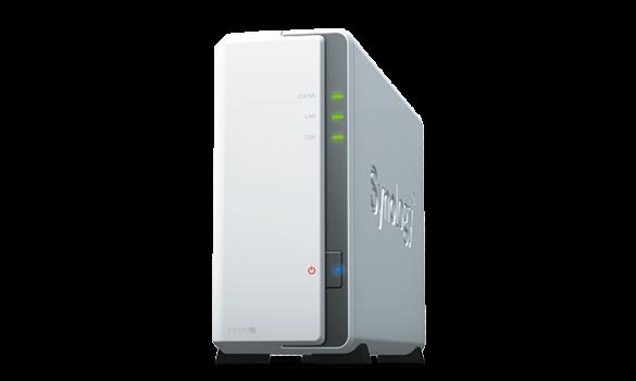 Synology DiskStation DS120j,  o soluție simplă de păstrare în siguranță a datelor personale