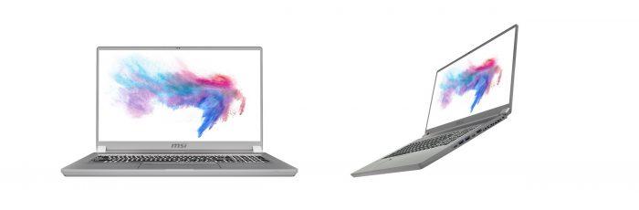 MSI Creator 17, primul laptop cu ecran Mini LED!