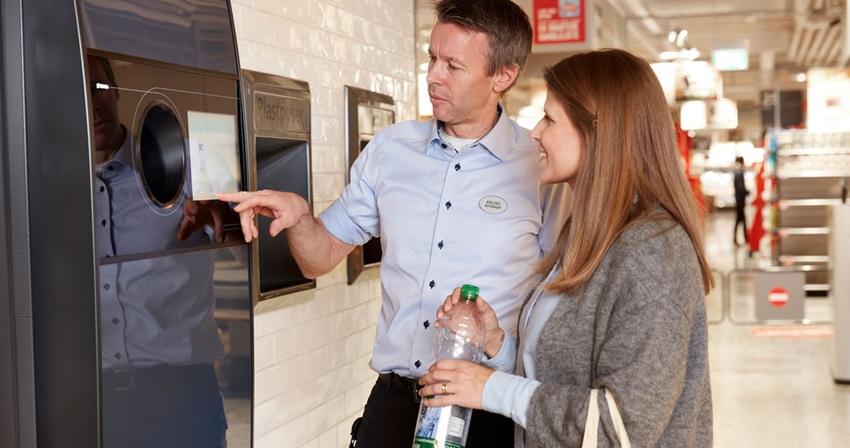 Noi informații privind colectarea automata și reciclarea ambalajelor la EuroShop