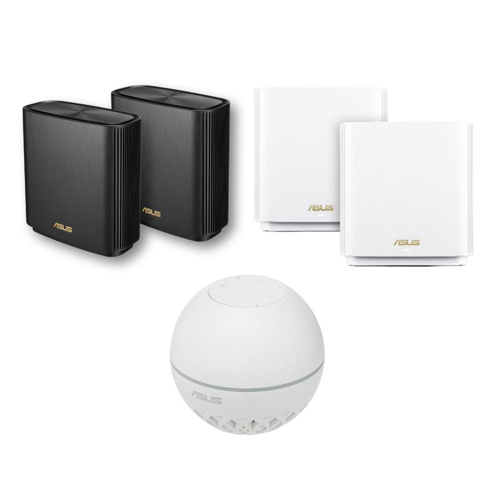 ASUS a expus la CES 2020 soluția de rețea ZenWiFi cu Mesh WiFi