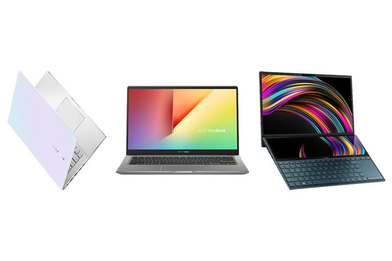 ASUS a expus la CES 2020 cele mai noi serii VivoBook și ZenBook