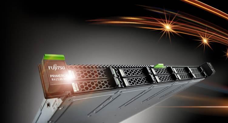 Noul server Fujitsu cu comutator virtual de mare viteză optimizat pentru 5G