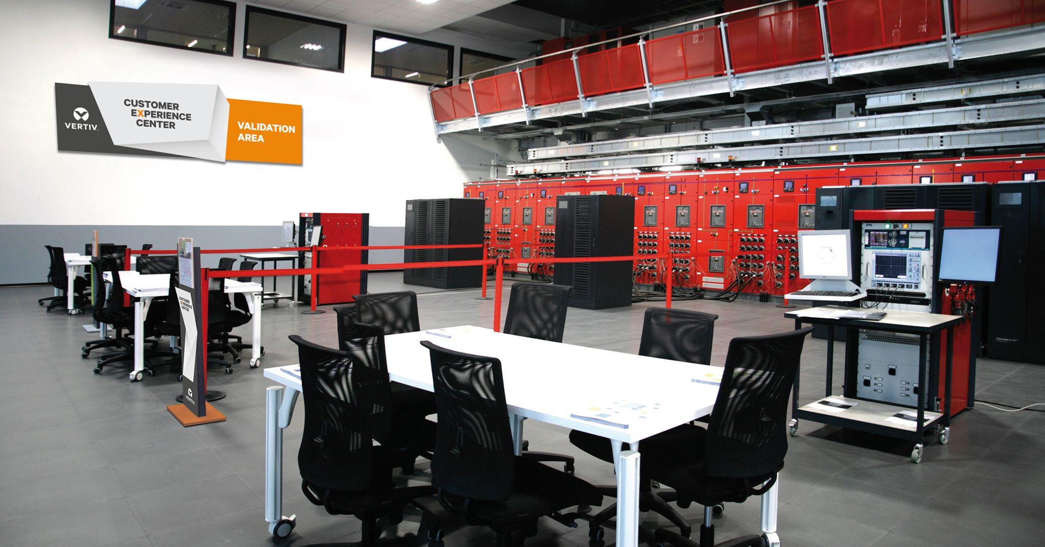 Vertiv extinde Centrul de Experienţă pentru Clienţi de la Bologna
