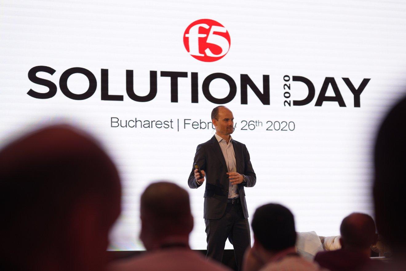 Experții F5 s-au întâlnit la București
