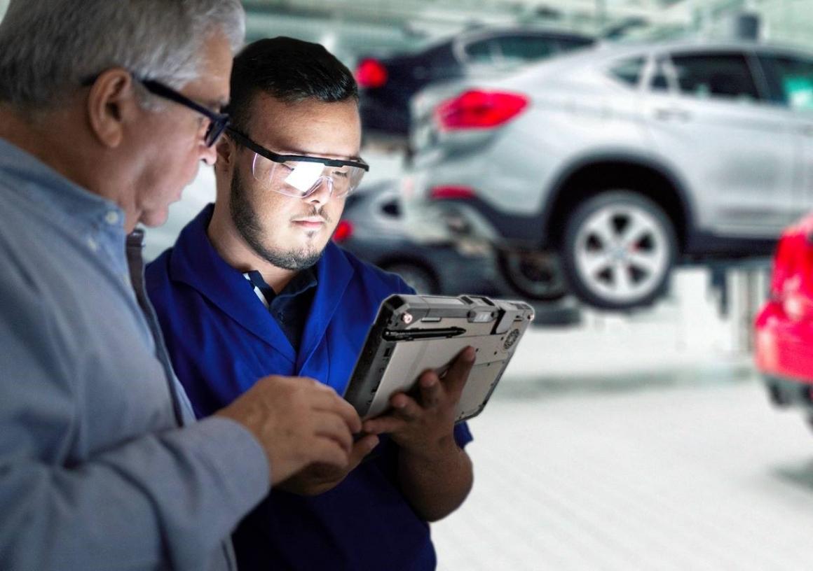 ELKO România anunță acordul între GETAC și BMW