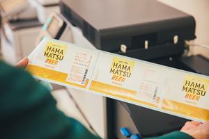 OKI livrează imprimanta de etichetare sticle de bere
