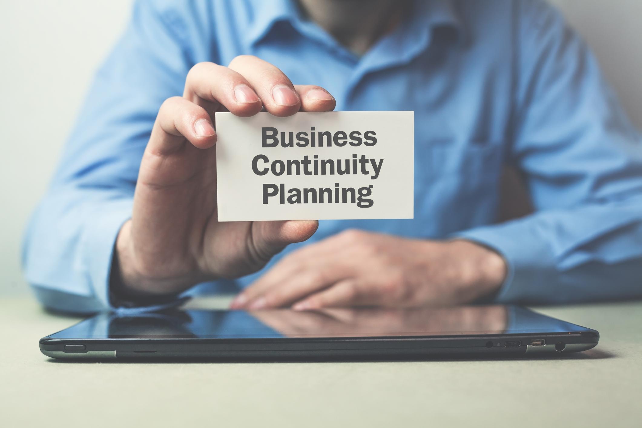 Cum  pregătești planul de continuitate a afacerii