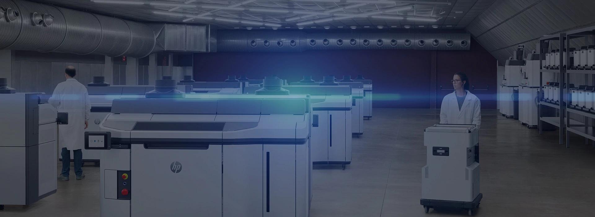 HP Inc. și rețeaua sa de parteneri oferă soluții de imprimare 3D în lupta împotriva COVID-19
