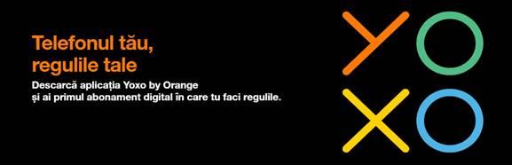 Yoxo by Orange, abonament digital adaptat nevoilor fiecărui utilizator