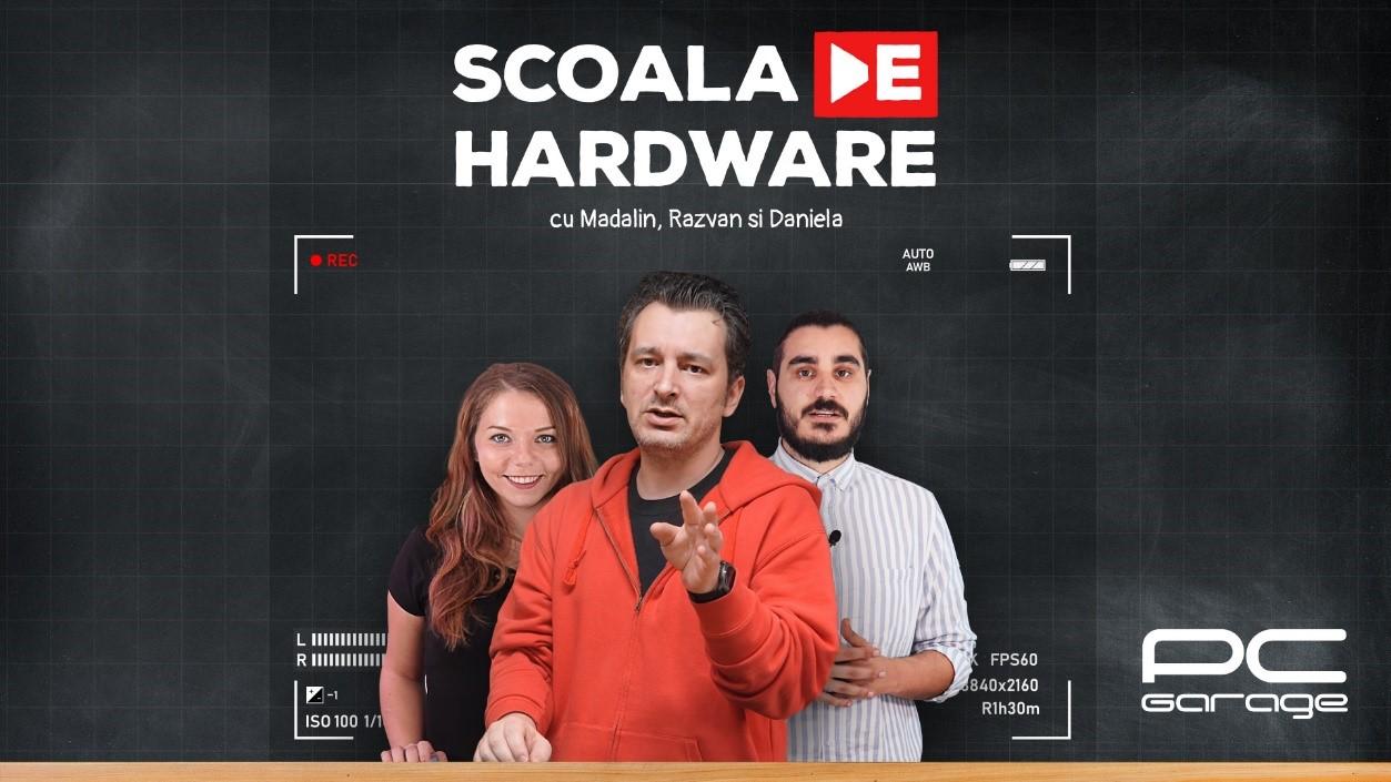 "PC Garage lansează ""Şcoala de Hardware"""