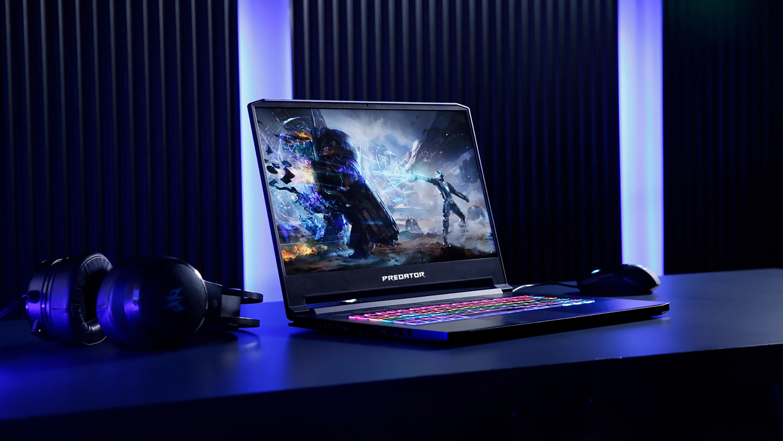 Noile laptopuri de gaming Acer Triton 500 și Nitro 5