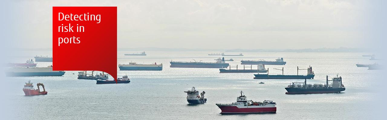 Inteligența artificială optimizează controlul traficului maritim al Japoniei