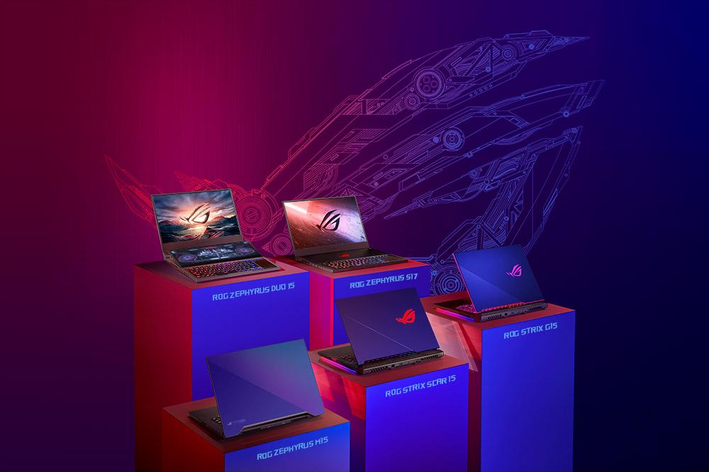 Laptopuri de gaming cu procesoare Intel Core H din generația a 10-a și grafică NVIDIA GeForce RTX SUPER