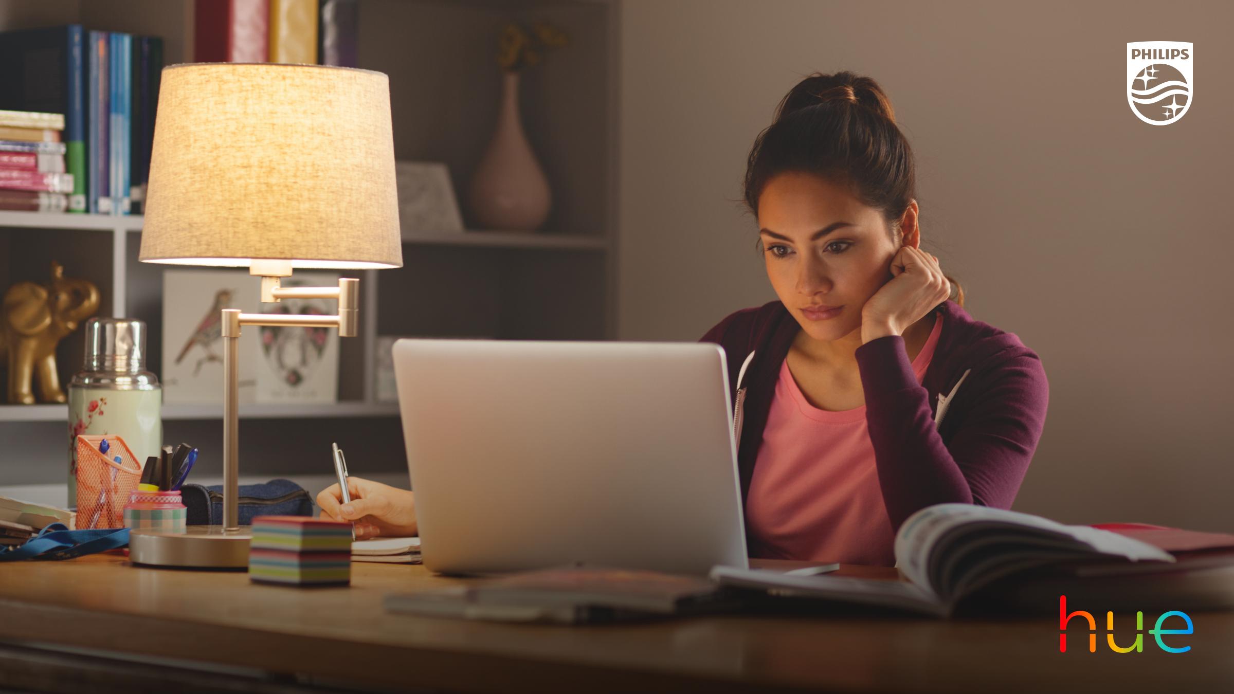 Ce lumină preferi cănd lucrezi de acasă?