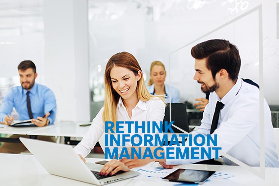 RETHINK Information Management image