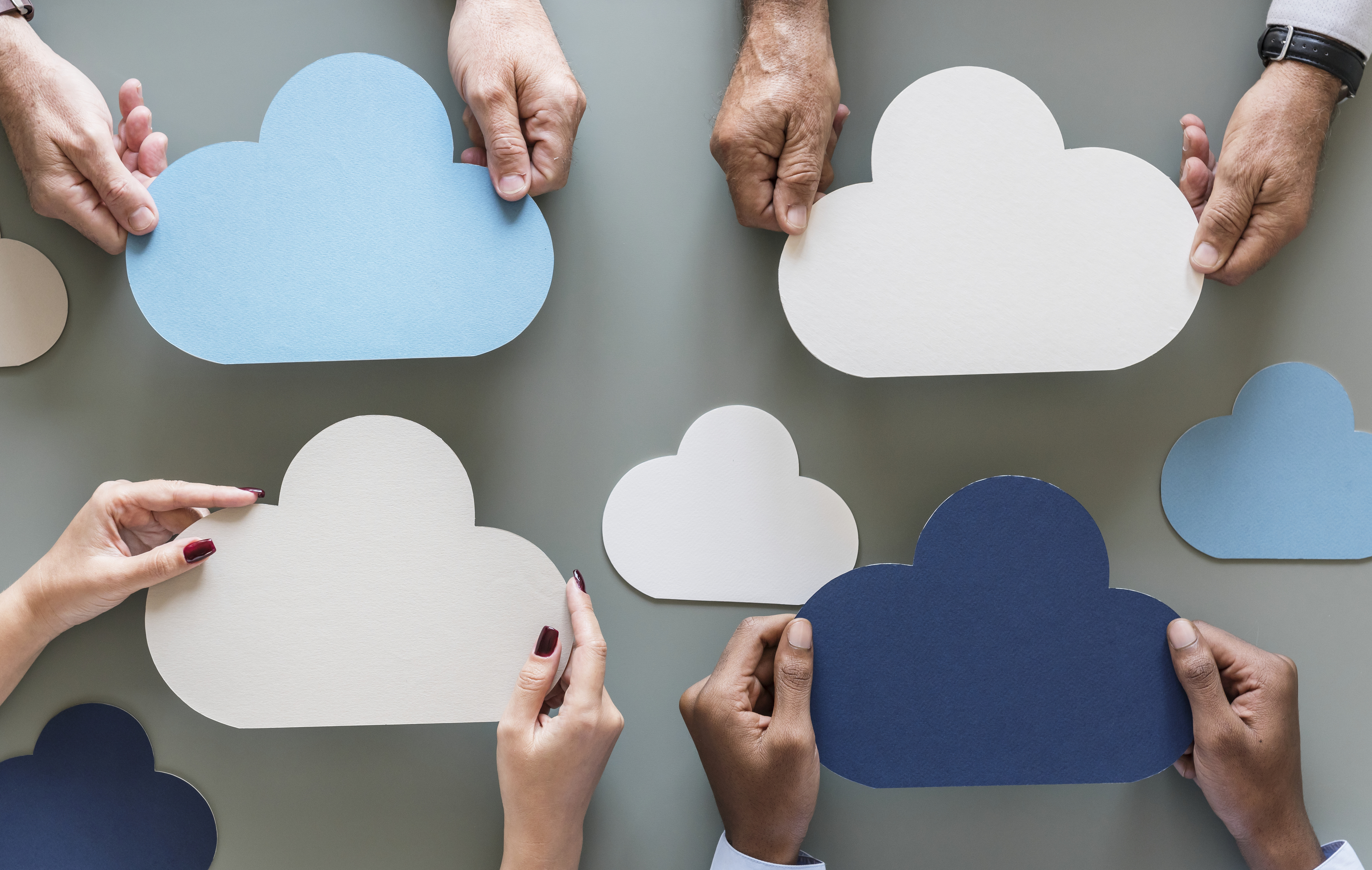 Viitorul cloud marcat de mediile multiple