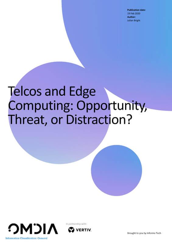 Operatorii de rețea vor juca un rol esențial în crearea de noi servicii de venituri din EDGE computing