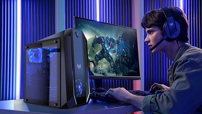 Acer își extinde portofoliul de gaming